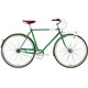 Creme Caferacer Doppio Men forest green
